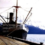 Alaska steamship Baraof