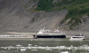 Glacier Bay Small cruiser
