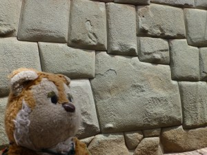 12 angled stone, Cusco