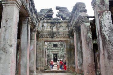 Apsara Dancing Hall, Preah Khan