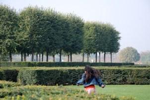 Paris, France -Gardens