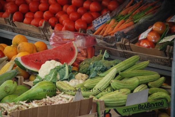 Cretian Marketplace