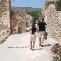 Spinalonga (Leper Island) Greece