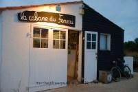 La Cabane du Fenea on Île de Ré