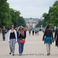 A Parisian Stroll, Paris, France