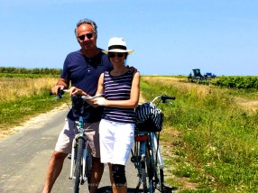 Ile de Ré, France: Bicycles, Beaches, Bastions & Baguettes