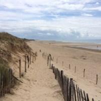 Le Bois Plage beach on Ile de Ré,