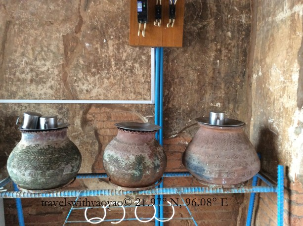 Wayside Water Stations in Mandalay