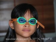 Goggles Galore on Langkawi