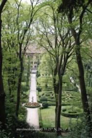 Palazzo & Gardino Giusti in Verona