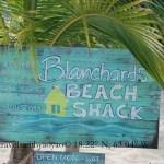 Blanchards Beach Shack on Anguilla