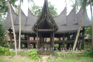Yoga at Bambu Indah, Ubud Bali