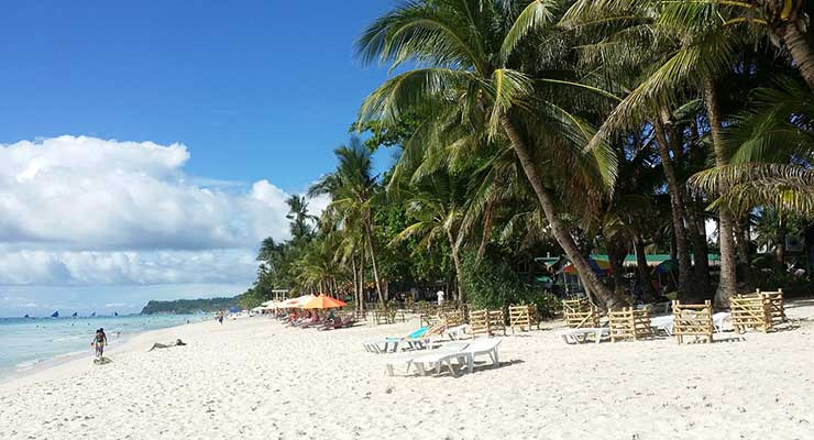 Best Beaches In The World Philippines Boracay Beach 740x400