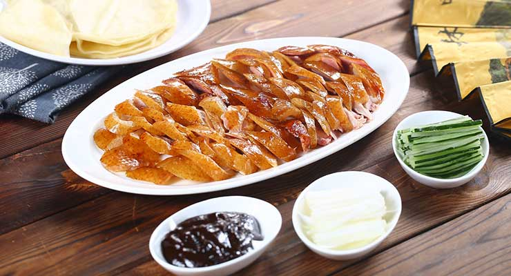 Top Food Destinations In The World China Peking Duck 740x400