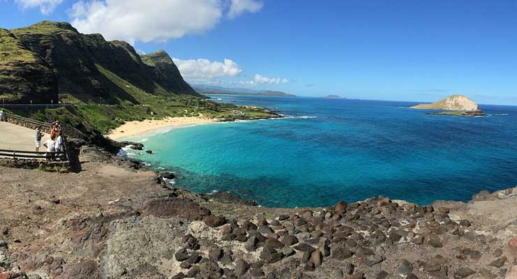 Best Beaches In The World Hawaii Oahu Beach 740x400