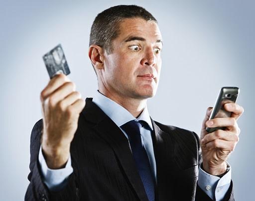 最も簡単な入金方法はクレジットカード