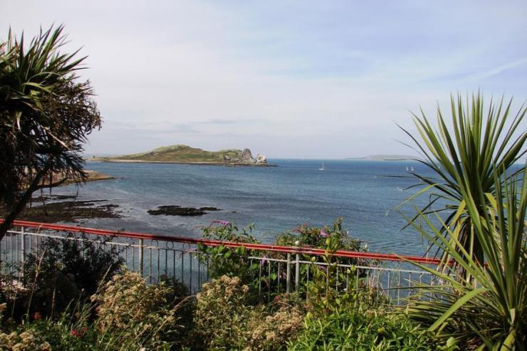 Sea view at Bray