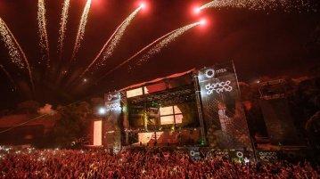 Exit Festival in Novi Sad, Serbia