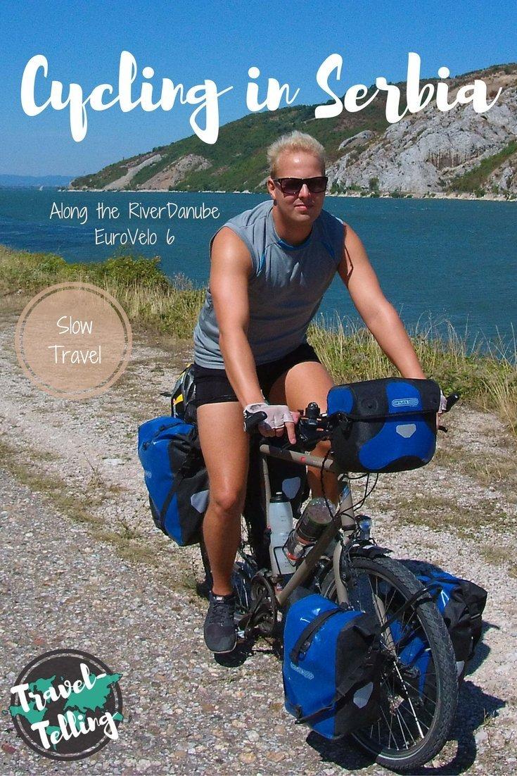 Cycle Trip through Serbia - EuroVelo6 - Danube
