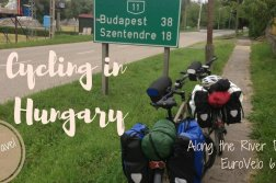 Cycling in Hungary - Along the River Danube