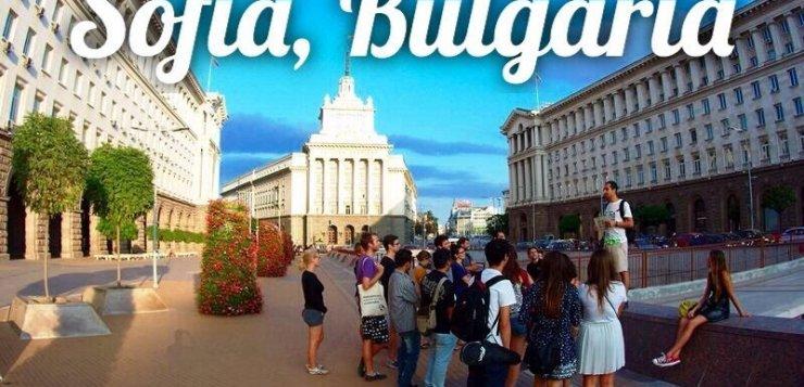 Travel to Sofia, Bulgaria - Reise nach Sofia, Bulgarien