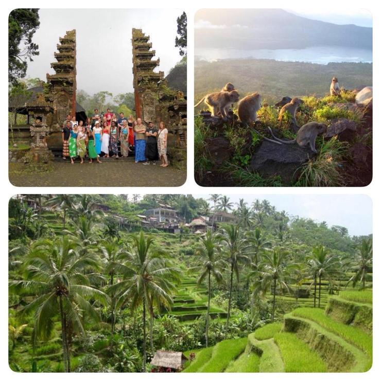 Exploring Bali Temples and Nature