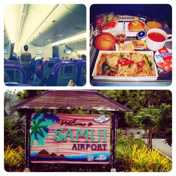 Singapore Airlines, Koh Samui Thailand