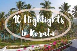 10 unbekannte Highlights in Kerala