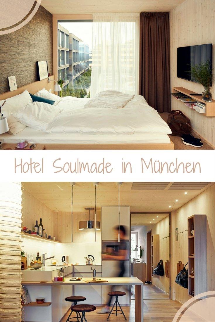 Unser Erfahrungsbericht: Hotel Soulmade in München