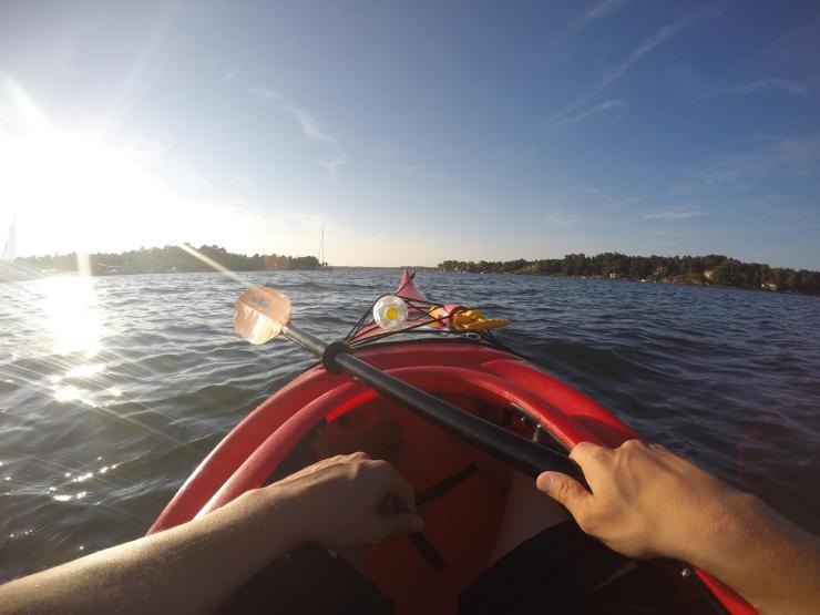norrköping reisetipps schweden arkösund kayak kajak