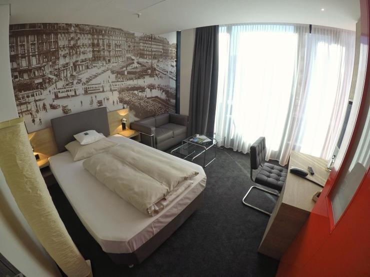 Das Derag Livinghotel Frankfurt in Sachsenhausen -Reiseblog Erfahrungsbericht