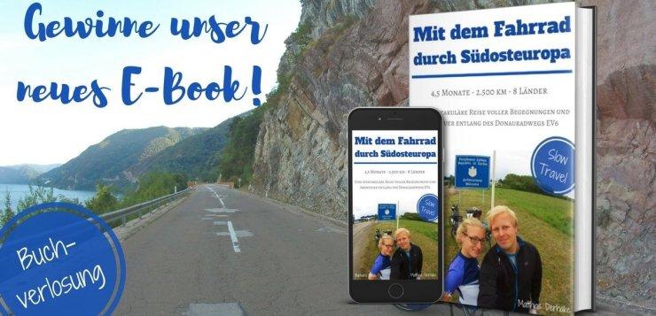 Buchverlosung Radreise Donauradweg