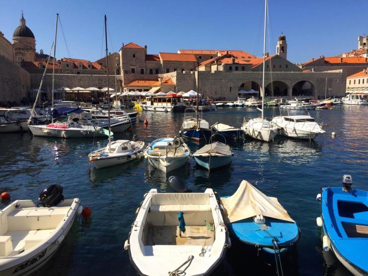 Kroatien: Tanja von Spaness