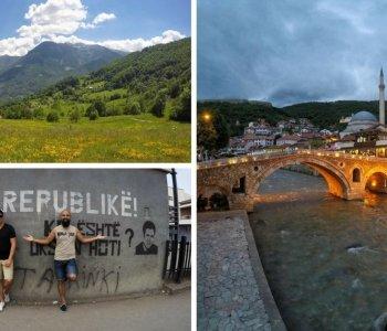 In 19 Bildern durch den Kosovo