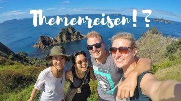 Themenreisen - Urlaub mal anders!