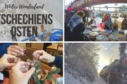 Winterurlaub in Tschechiens Osten