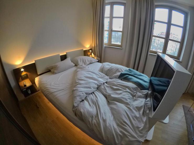 Derag Living Hotel am Viktualienmarkt München Bewertung Betten