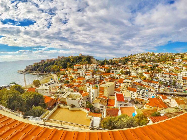 Südlichste Stadt Montenegros: Ulcinj