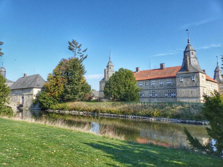 100 Schlösser Route Schloss Westerwinkel