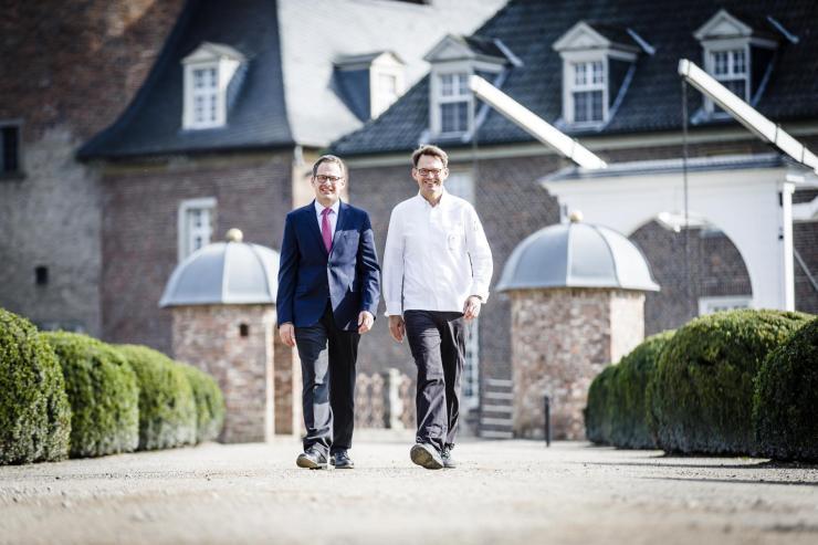 Peter und Jörg Brune Schloss Anholt