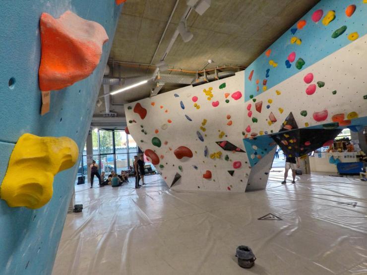 Boulderhalle in Rostock-Warnemünde