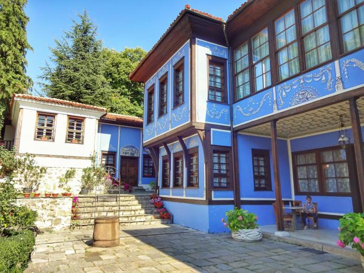 Plovdiv - UNESCO Kulturhauptstadt 2019