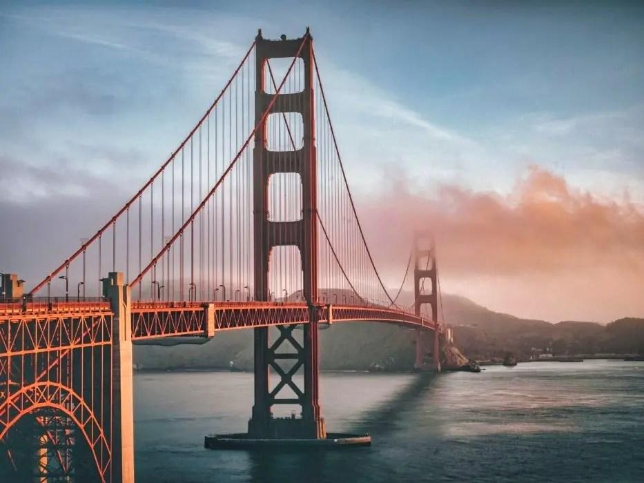 Golden Gate Bridge San Francisco Attractions