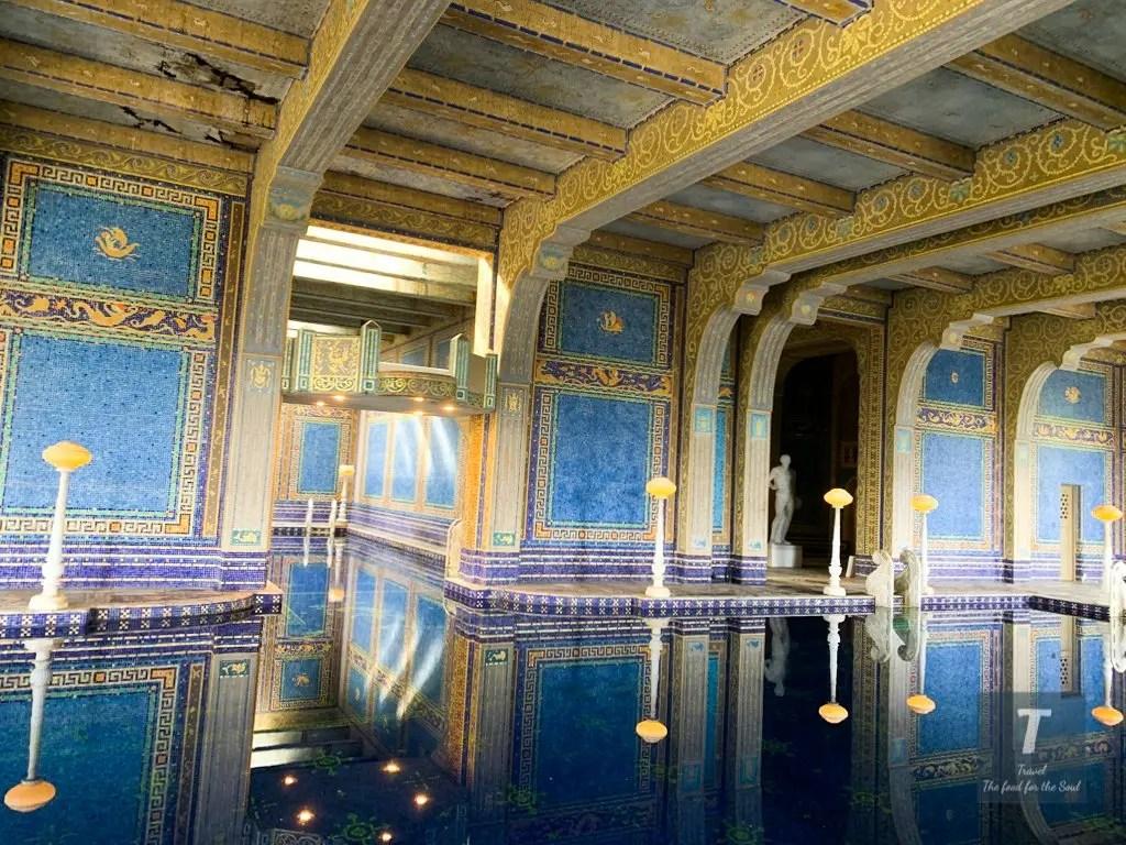 Hearst Castle Swimming Pool | Hearst Castle Travel Guide