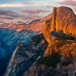 Yosemite National Park half dome | The National Parks In California Travel Guide