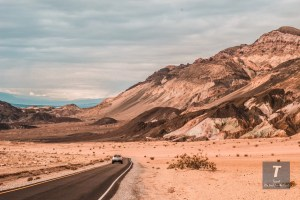 Death Valley National Park artist drive | Death Valley National Park Travel Guide