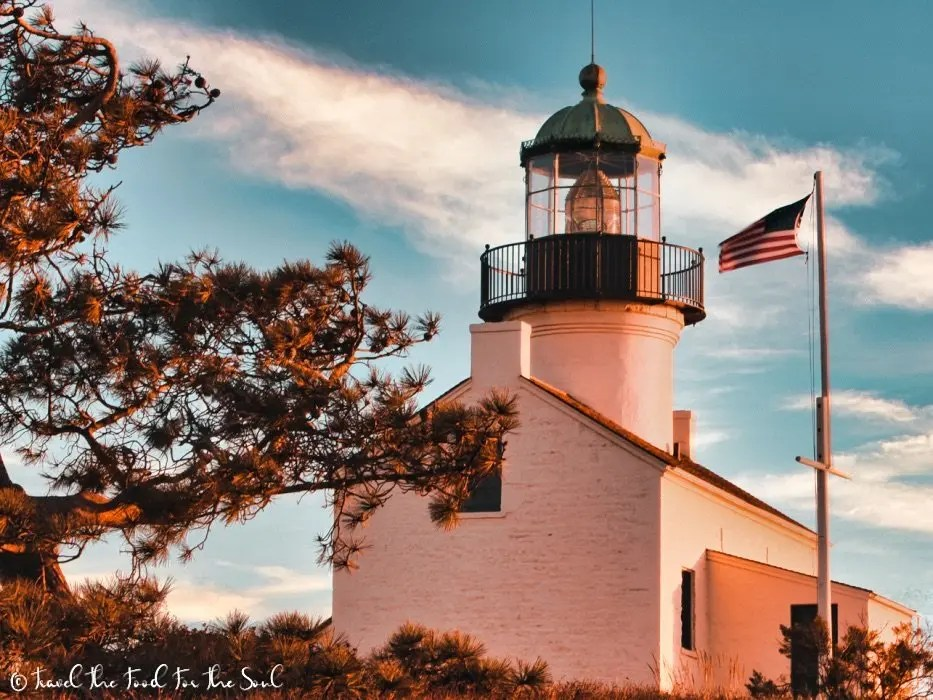 Cabrillo National Monument light house
