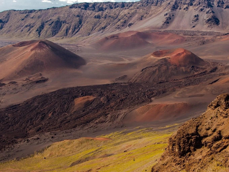 Haleakala National Park Upcountry Maui