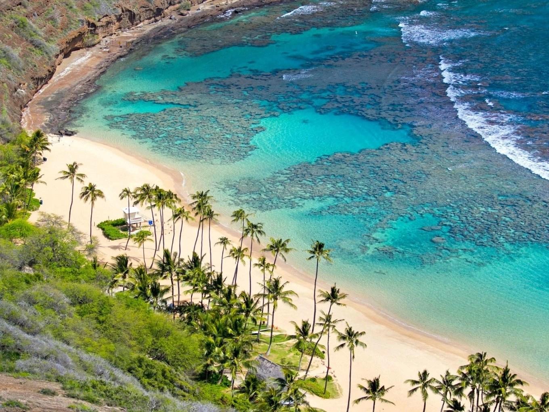 Hanauma Bay Beach   Oahu