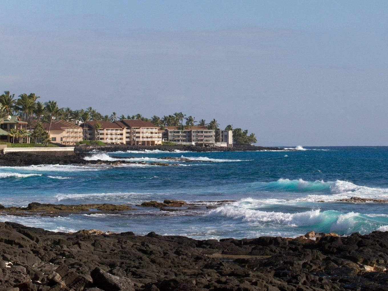 Lodging & Dining On The Island of Hawaii